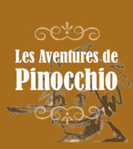 Pinocchio @ Jardin de la Médiathèque Robert Desnos